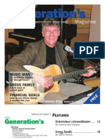 Our Generation's Magazine - January 2012
