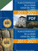 Gran Logia Del Peru - Plan Estrategico