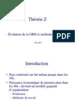 théorie Z