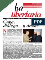 Cuba Libertaria, nº 16, julio 2010 - Diálogo... y debate...