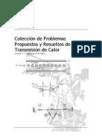 Problemas resueltos de transmisión de calor (U.Sevilla)