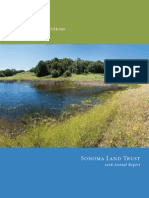 2008 Annual Report Sonoma Land Trust