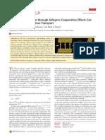 Matthew G. Reuter et al- Molecular Conduction through Adlayers