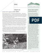 Spring 2007 Sonoma Land Trust Newsletter