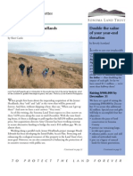 Winter 2009 Sonoma Land Trust Newsletter