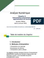 An Num Chap3_ Analyse Numérique_MII_isecs