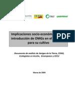 Informe Impacto Socioeconomico Transgenicos-2