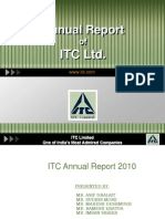 Final Annual ITC Report