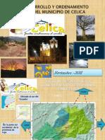 Plan de Desarrollo y to Territorial Gad Celica