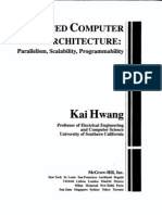 Advanced Computer Architecture Kai Hwang