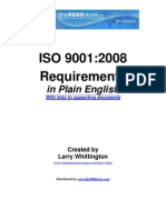 ISO 9001 Requirements Explained