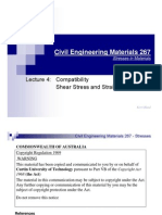 CMats Lect4-Compatibility & Shear Stress and Strain