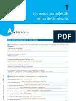 Maitriser La Grammaire Francaise Corriges