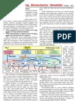 Roadmap on Rowing Biomechanics