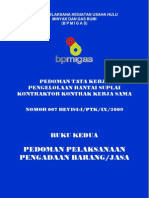 Pedoman Tata Kerja Bpmigas 2009 - Part 3