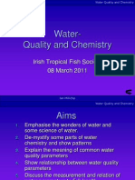 Water Chemistry ITFS2