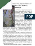 El petrarquismo en la lírica española