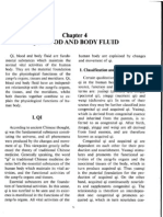 Chapter 4 Qi Blood Body Fluid