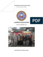 Lamka Kochuam 2011 Annual Reports
