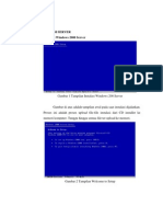 Instalasi Windows 2000