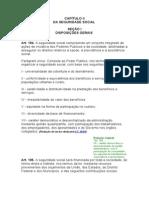 CONSTITUIÇÃO FEDERAL ART. 194 A 204