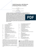 AIAAJ48(2010)2884-2898-ÇIKTI ALINDI-High-Lift Airfoil Separation with Dielectric Barrier Discharge Plasma Actuation