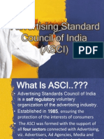 Advertising Standard Council of India