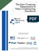 The Inter Company Telepresence & Video Conferencing Handbook