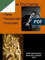 Marcel Duchamp Lecture Slides