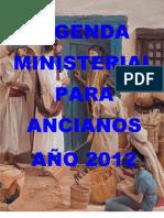 AGENDA 2012 Para Ancianos