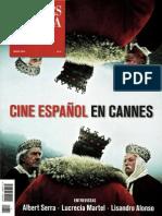 Cahiers du cinéma España, nº 12, mayo 2008