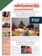 Cubainformación, nº 02, verano 2007