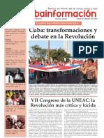 Cubainformación, nº 05, primavera 2008