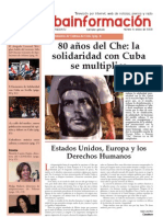 Cubainformación, nº 06, verano 2008