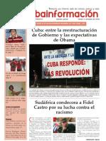 Cubainformación, nº 09, primavera 2009