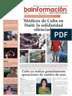 Cubainformación, nº 12, invierno 2009-2010