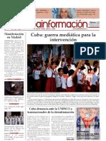 Cubainformación, nº 13, primavera 2010