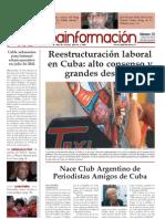 Cubainformación, nº 15, otoño 2010