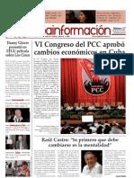 Cubainformación, nº 17, primavera 2011