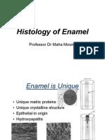 Histology of Enamel
