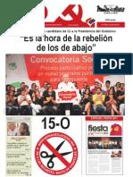 Mundo Obrero, nº 241, octubre 2011