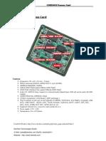 ElecKits Core6410 S3C6410 ARM11 CPU Core Board Development Kit Overview