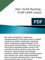 Inter VLAN Routing