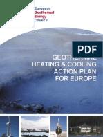 Geothermal Action Plan