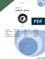 Kelompok IV Auditing (Kertas Kerja)