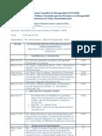 Informe Semestral - SENADIS Power Point