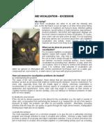 Feline Vocalization