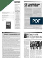Política. Revista republicana, nº 62, noviembre-diciembre 2009