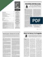 Política. Revista republicana, nº 64, marzo-mayo 2011