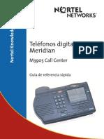 Manual Nortel M3905